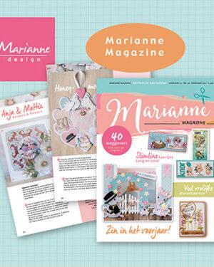 Marianne 49 – Marianne Magazine 49 – Lente