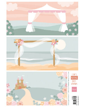 AK0083 – Eline's wedding background