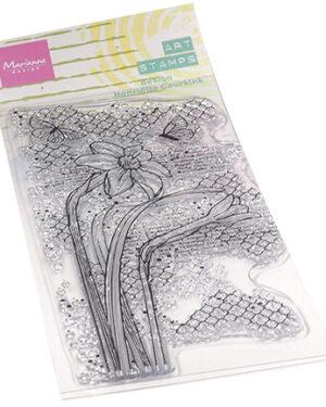 MM1641 – Art stamps – Daffodile