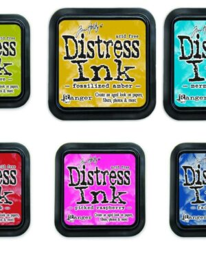 Distress inkt