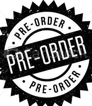 Pre order Studio Light (22-04-2021)