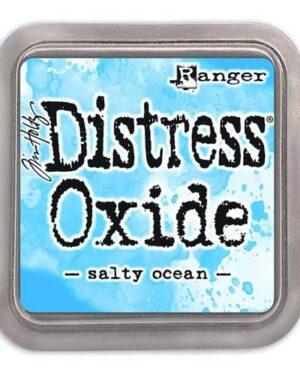 Ranger Distress Oxide – salty ocean TDO56171 Tim Holtz