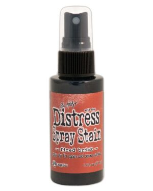 Ranger Distress Spray Stain 57 ml – Fired brick