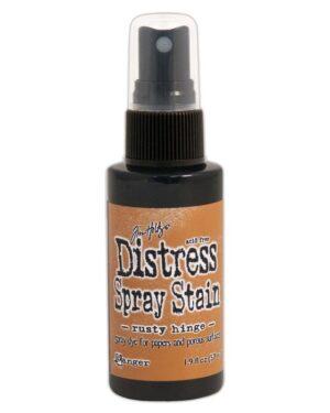 Ranger Distress Spray Stain 57 ml – Rusty hinge