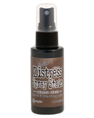 Ranger Distress Spray Stain 57 ml – Walnut stain