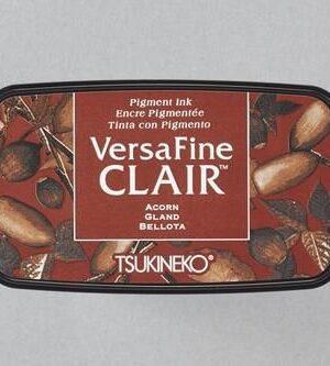 Versafine Clair inktkussen Dark Acorn VF-CLA-453