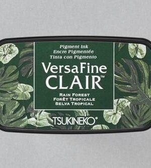 Versafine Clair inktkussen Dark Rain Forest VF-CLA-551