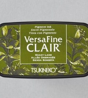 Versafine Clair inktkussen Dark Shady Lane VF-CLA-552
