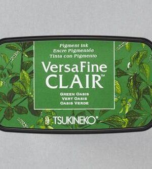 Versafine Clair inktkussen Vivid Green Oasis VF-CLA-501