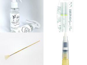 Waterbrush / penselen
