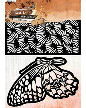MASKJL13 – JL Mask Butterfly Collection nr.13
