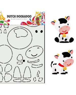 470.713.859 – Card Art Built up Koe