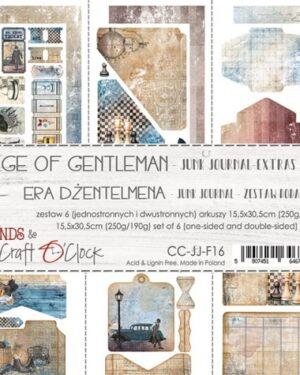 Craft O' Clock – Age of Gentleman – Junk Journal Set