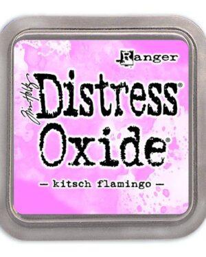 Ranger Distress Oxide – Kitsch Flamingo TDO72614 Tim Holtz