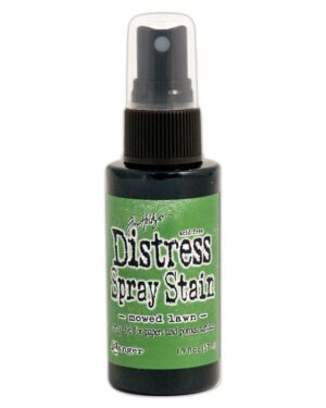Ranger • Distress spray stain Mowed lawn