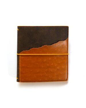 Elizabeth Craft Designs Art Journal Espresso Ochre TN07