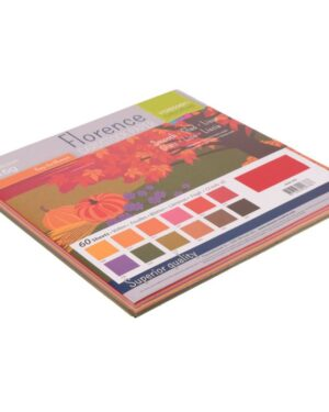 Florence • Cardstock smooth 30,5×30,5cm 12×5 Autumn