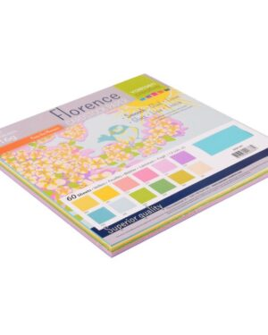Florence • Cardstock smooth 30,5×30,5cm 12×5 Spring