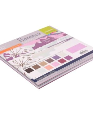 Florence • Cardstock smooth 30,5×30,5cm 12×5 Winter