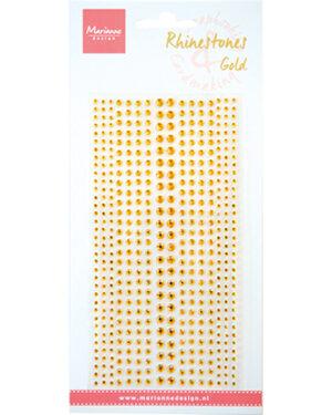 CA3155 – Rhine stones Gold