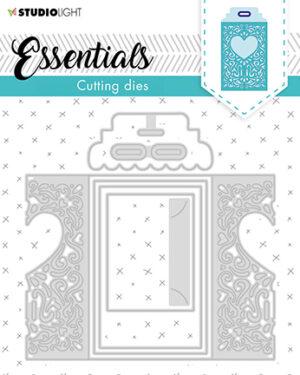 SL-ES-CD10 – SL Cutting Die Instant film photo frames Essentials nr.10