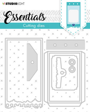 SL-ES-CD11 – SL Cutting Die Instant film photo frames Essentials nr.11