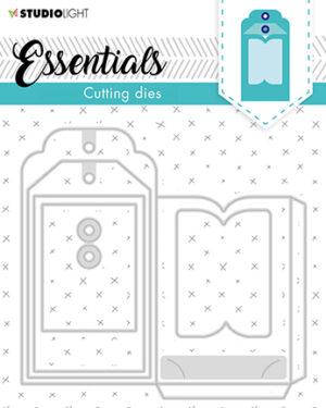 SL-ES-CD12 – SL Cutting Die Instant film photo frames Essentials nr.12