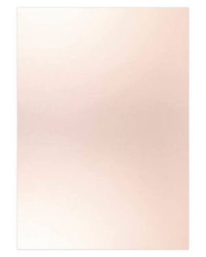 Card Deco Essentials – Metallic cardstock – Rose Gold