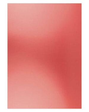 Card Deco Essentials – Metallic cardstock – Christmas Red