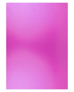 Card Deco Essentials – Metallic cardstock – Pink