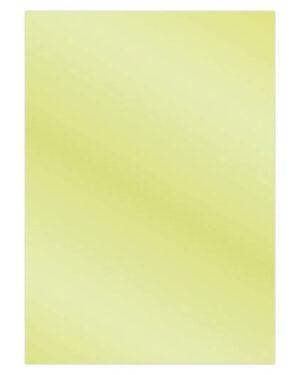 Card Deco Essentials – Metallic cardstock – Olive Yellow