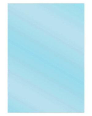 Card Deco Essentials – Metallic cardstock – Light Blue