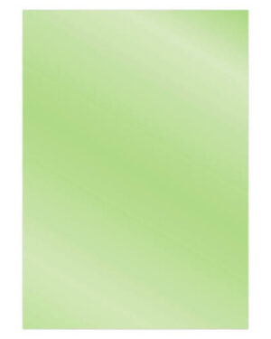 Card Deco Essentials – Metallic cardstock – Apple