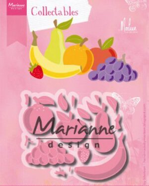 Marianne D Collectable Fruit by Marleen COL1469 104×87,5mm
