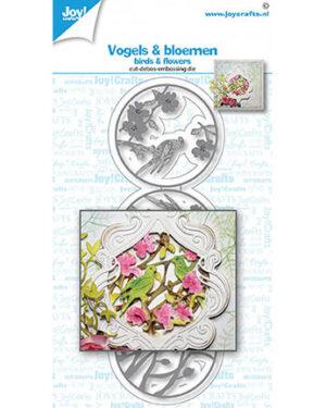 6002/1615 – Vogels & Bloemen