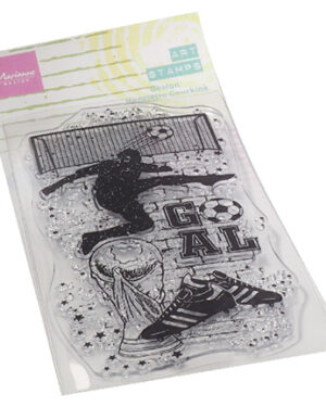 MM1645 – Art stamps – Soccer