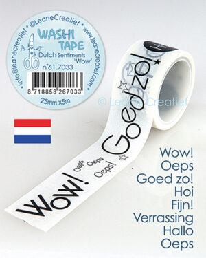 41938 – Nederlandse teksten 1 -Wow-