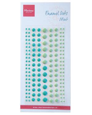 PL4519 – Enamel dots – two mint