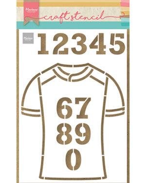 PS8087 – Team shirt