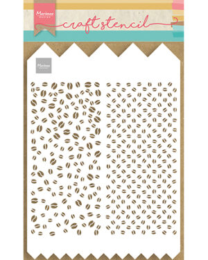 PS8091 – Slimline A4 Coffee Beans