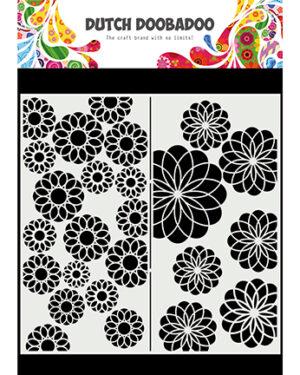 470.715.823 – Mask Art Slimline Flowers
