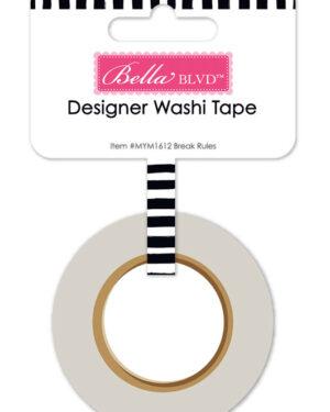 Bella BLVD Break Rules Washi Tape