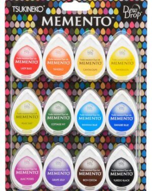 Memento Dew Drop Set – Gum drops 12st.