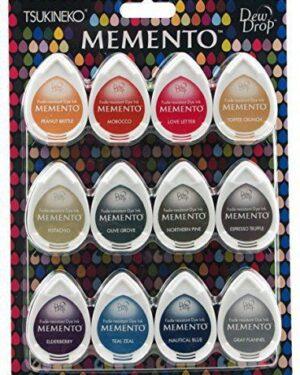 Memento Dew Drop Set – Snow cones 12st. MD-12-300 12pc/set