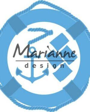 Marianne D Creatable Nautische set LR0532