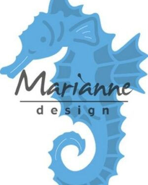 Marianne D Creatable zeepaardje LR0536