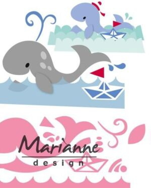 Marianne D Collectable Eline's walvis COL1430