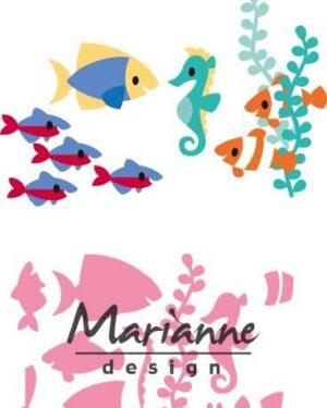 Marianne D Collectable Eline's tropische vissen COL1431