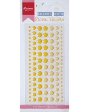 PL4516 – Enamal dots: Floral hearts