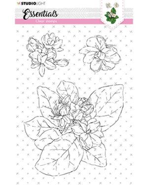 SL-ES-STAMP58 – SL Clear Stamp Arabian Jasmine Essentials nr.58